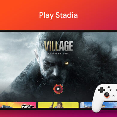 Google Stadia app finally arrives on Android TV devices
