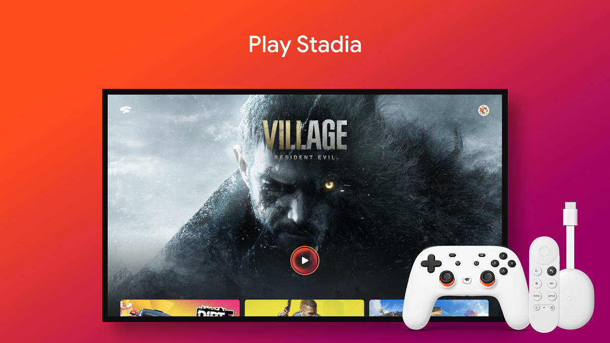 Google Stadia will finally arrive on Android TV later this month