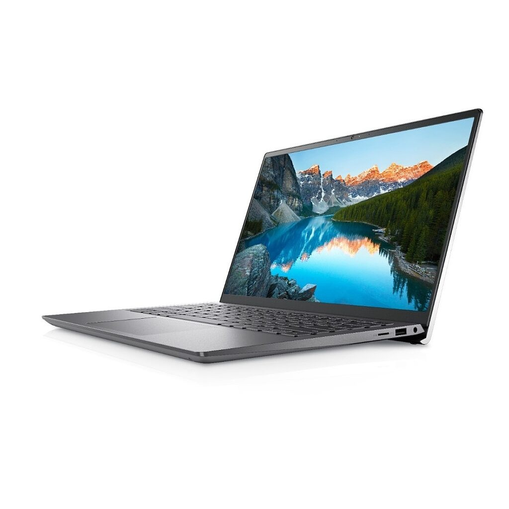Dell Inspiron 14 5415 on white background