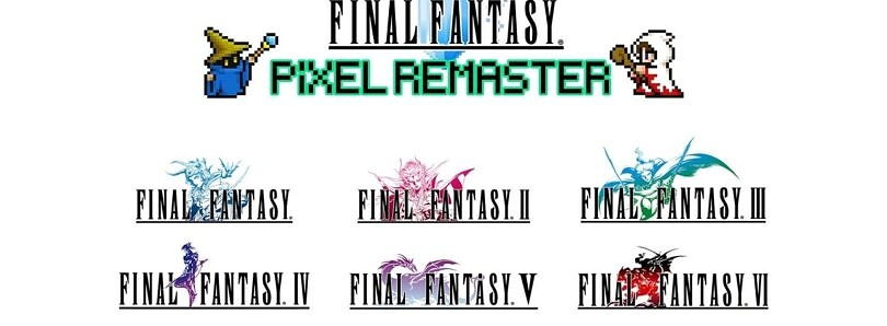 Final Fantasy Pixel Remaster series now has a release window