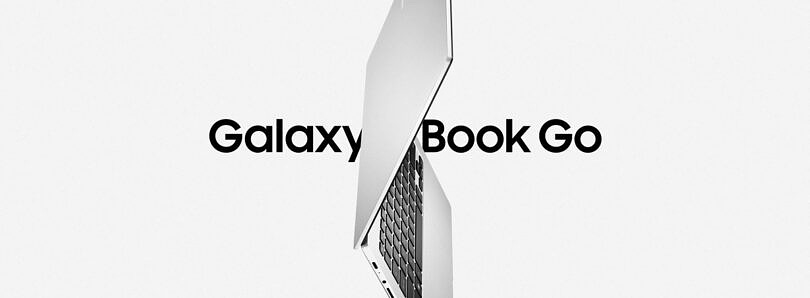 Samsung has two new ARM-powered laptops, the Galaxy Book Go and Galaxy Book Go 5G