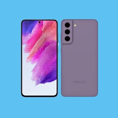 Samsung's upcoming affordable flagship stars in four colorful renders