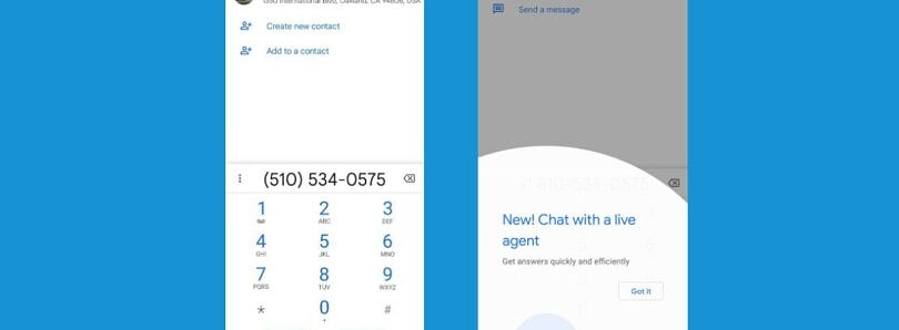Google Phone update makes it even easier to message businesses