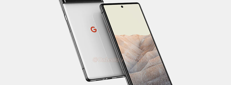 """Google casually namedrops """"Pixel 6"""" and """"Pixel 6 XL"""" in developer form"""