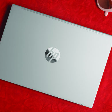 How to set up an HP Pavilion Aero 13 for working from home