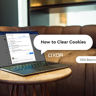 XDA Basics: How to Clear Cookies on Chrome, Edge, Firefox, and other browsers