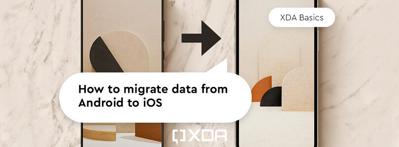 XDA Basics: How to Copy Data from Android to iOS