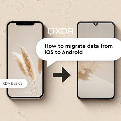XDA Basics: How to Copy Data from iOS to Android