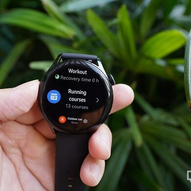 Huawei Watch 3 Review: A premium smartwatch, but HarmonyOS is a work-in-progress