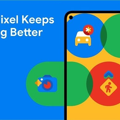 Pixel Feature Drop adds new features to Google Camera, Google Photos, and more