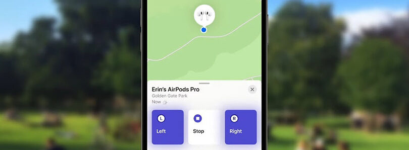 Apple finally rolls out proper Find My support for the AirPods Pro and AirPods Max