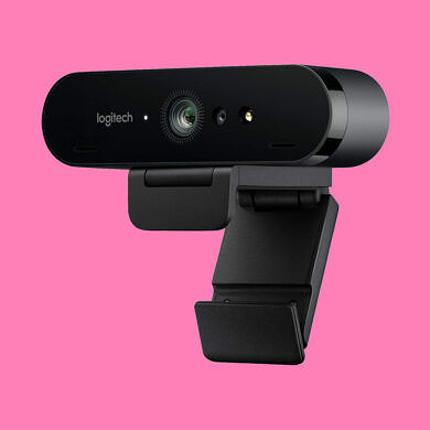 Logitech's Brio 4K webcam is down to $144 right now ($56 off)