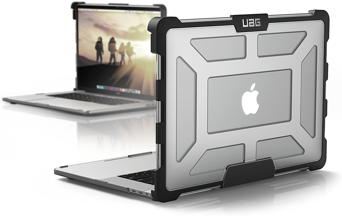 UAG Feather-light case for 15-inch MacBook Pro
