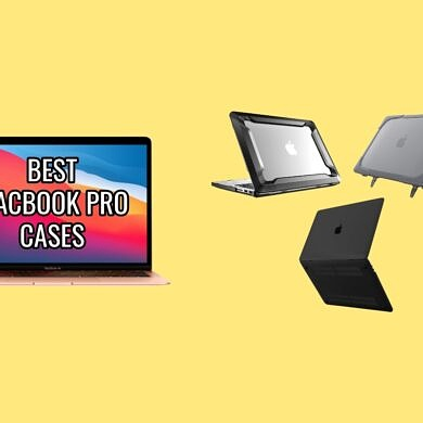 These are the Best MacBook Pro 13 Cases right now: Supcase, UAG, ProCase, and more!
