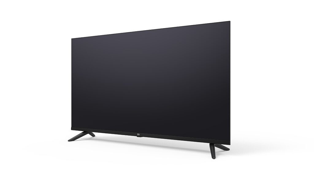 Mi TV 4A 40 Horizon Edition from the side