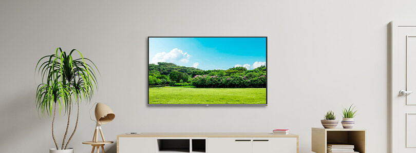 Mi TV 4A 40 Horizon Edition is another bezel-less addition to Xiaomi's popular TV lineup