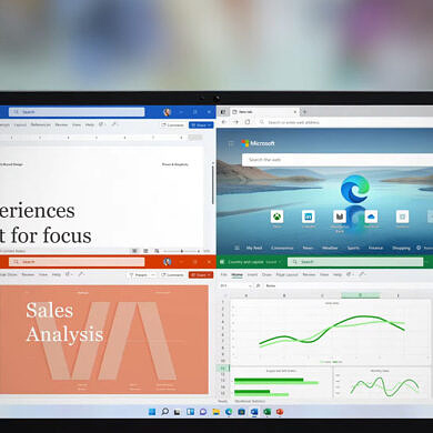 Microsoft Office is getting a Fluent design makeover on Windows 11 and Windows 10