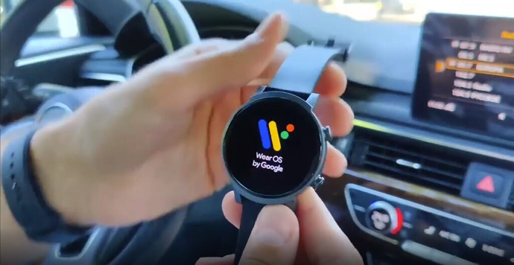 Mobvoi TicWatch E3 powered by Wear OS