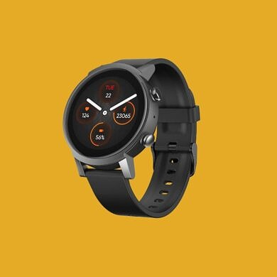 Mobvoi's TicWatch E3 features Wear OS and the Snapdragon Wear 4100 at a lower price