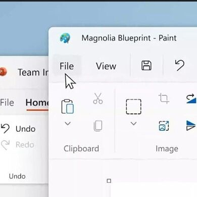 Notepad could be the next app getting a Windows 11 facelift