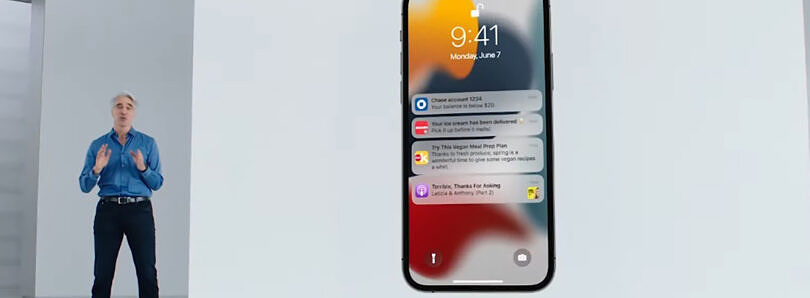 iOS 15's notifications could finally be better than Android