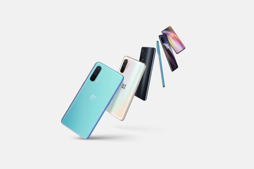 OnePlus Nord CE 5G with Snapdragon 750G, 64MP triple cameras launched in India