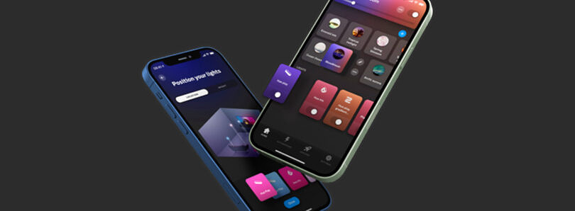 Philips Hue on Android and iOS gets a major design overhaul