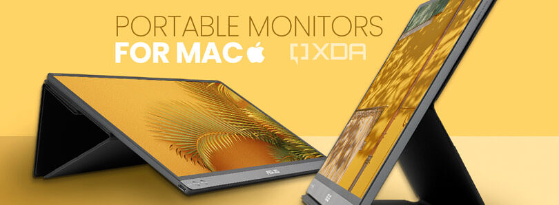 These are the best portable monitors for Mac: Lenovo, HP, ViewSonic and more