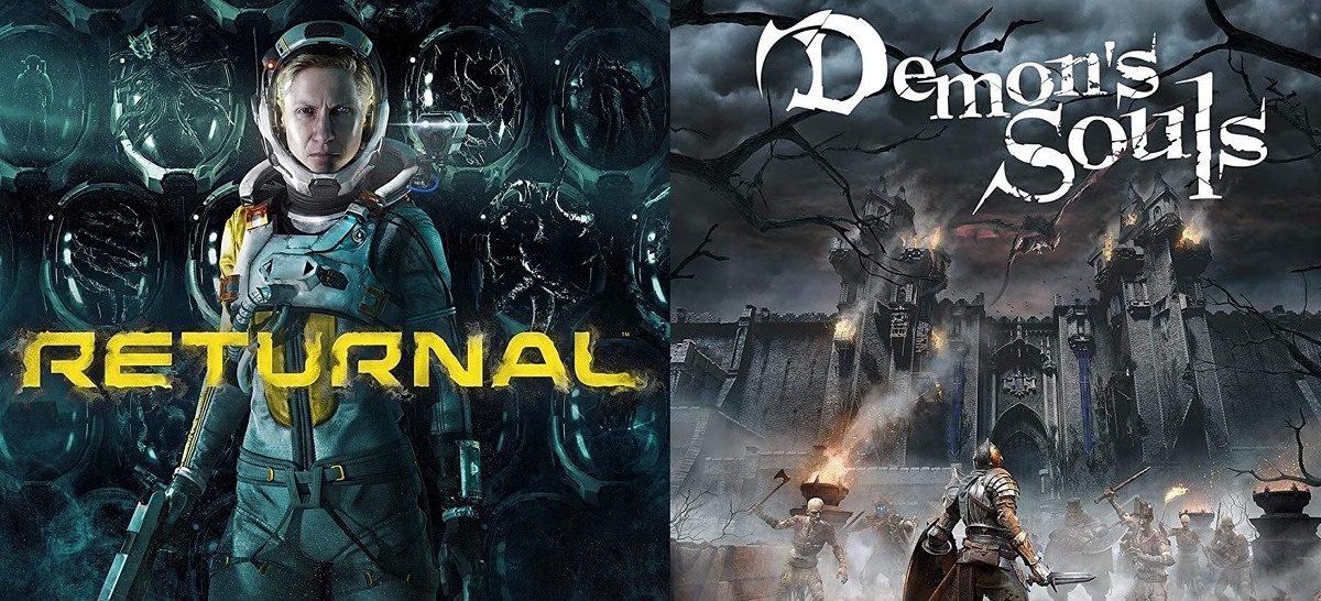 prime day returnal demons souls ps5 covers