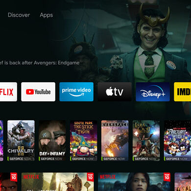 NVIDIA's Shield TV is the latest to get Android TV's new Discover feature
