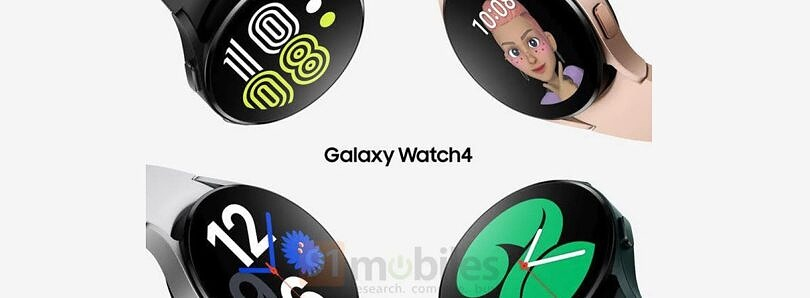 This is Samsung's Galaxy Watch 4, which we thought was the Watch Active 4