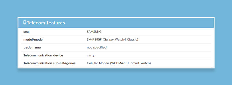 """Samsung's Galaxy Watch 4 may be offered in a """"Classic"""" model"""