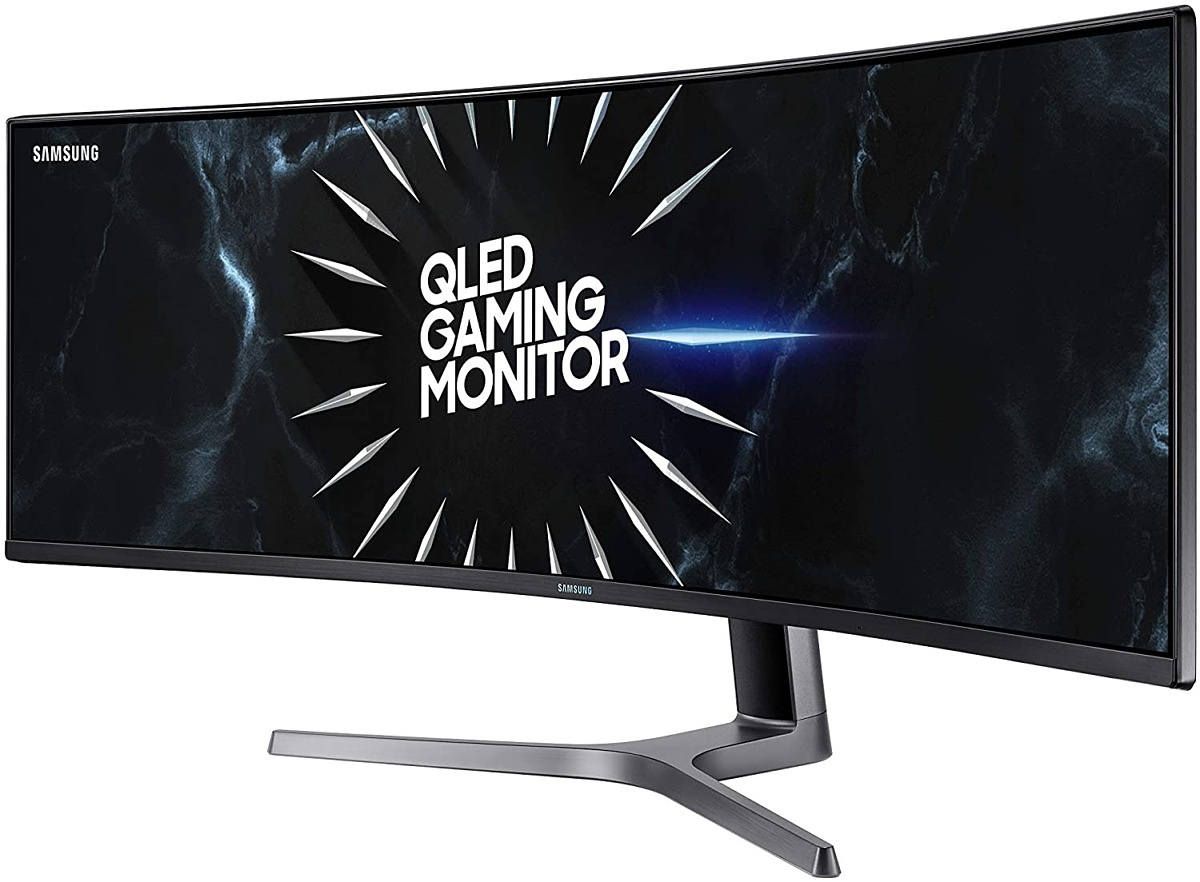 Samsung QLED Gaming Monitor CRG9, now just $899.99