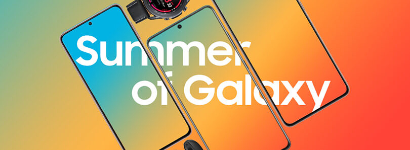 Samsung's Summer of Galaxy offers free subscriptions to YouTube Premium and more