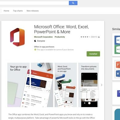 Microsoft Office apps for Android will no longer work on Chrome OS
