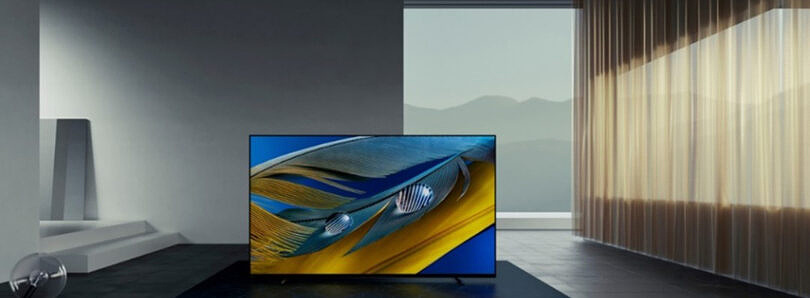 Sony's Bravia A80J series is now available in India