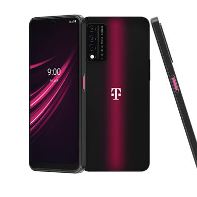 T-Mobile's new 5G phone has a huge display and is really cheap