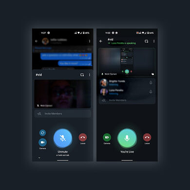 Latest Telegram beta brings video and screen sharing support in groups