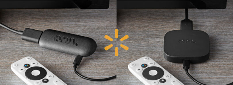 Walmart will officially release its first Android TV devices next week