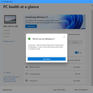 Windows 11: Can my PC run it? Here's how to check.