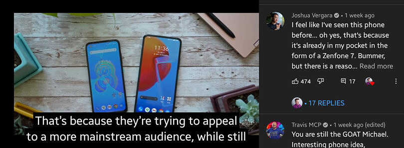 YouTube on Android may soon let you see comments in full-screen view