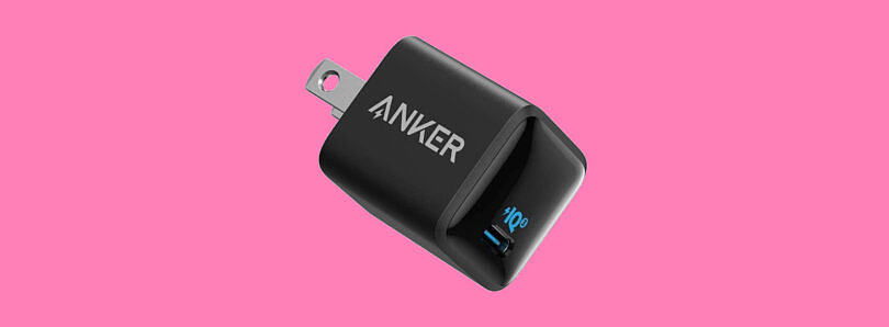 Anker's tiny USB Type-C charger now on sale for just $14