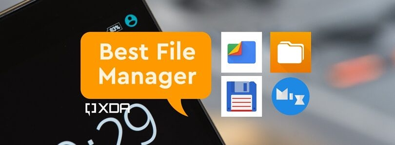 These are the Best File Manager apps for Android: Files by Google, FX Explorer, MiXplorer Silver, and more!