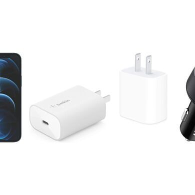 These are the Best Fast Chargers for the Apple iPhone 12 Pro and Pro Max in Fall 2021: Anker, Belkin, and more!