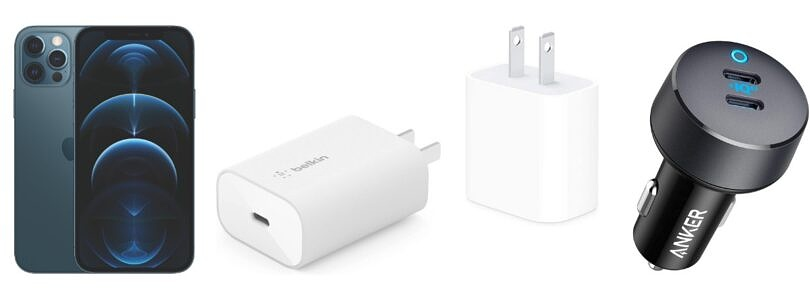 These are the Best Fast Chargers for the Apple iPhone 12 Pro and iPhone 12 Pro Max!