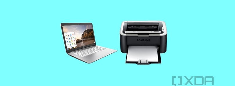 Can I print with a Chromebook?
