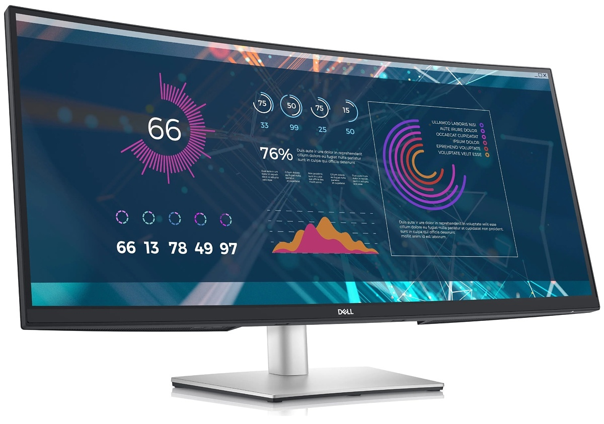 Dell 34 Curved USB-C Monitor