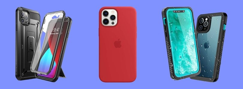 These are the Best iPhone 12 Pro Max Cases to Buy in August: Rhinoshield, Spigen, Otterbox, and more!