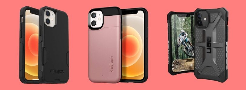 These are the Best iPhone 12 Mini Cases in July: Spigen, Otterbox, UAG, and more!