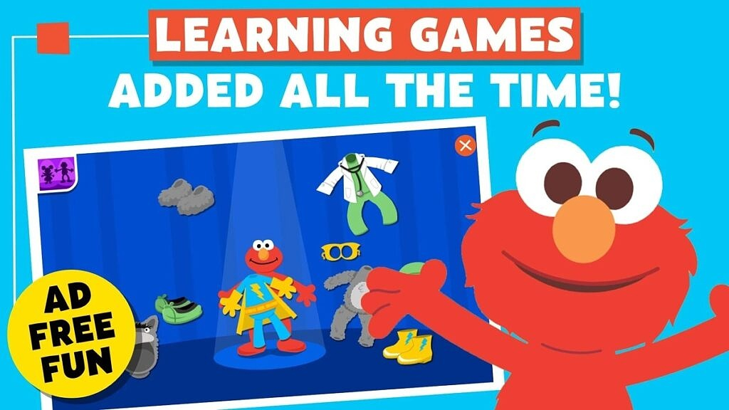 PBS Kids Games character